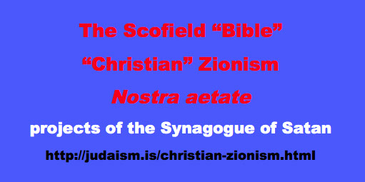 "Httpwww Overlordsofchaos Comhtmlorigin Of The Word Jew Html: ""Christian"" Zionism, An Anti-Christ Fraud From The Synagogue"